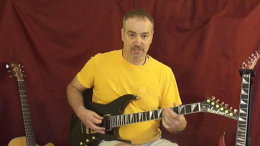 Lead Guitar Lesson – 2 Octaves Diatonic Arpeggios For Guitar Soloing