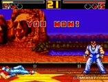 Fatal Fury 2 - Kim contre Terry