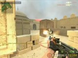 Counter-Strike : Source - Couvrir la bombe sur Dust 2