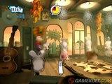 Rayman contre les Lapins ENCORE plus Crétins - Rodéo crétin