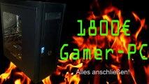 GamerPC für 1800€ - Kabel, Kabel, Kabel [DE | FullHD]