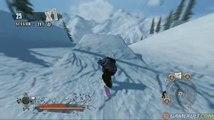 Shaun White Snowboarding - Petit enchaînement