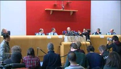 Revoir la conférence de presse sur Michael Schumacher à Albertville