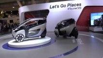 2014 CES Jan 7 Toyota iroad