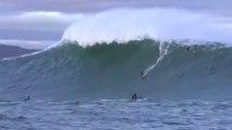 «Belharra» la vague géante surfée depuis une dizaine d'années