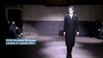 La collection homme printemps-été 2014 d'Alexander McQueen