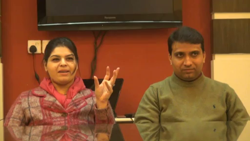 Child Protection & Welfare Bureau Session on Learning Executive Skills by Miss Saba and Mr Haroon Part 1