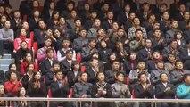 Dennis Rodman Sings Happy Birthday To Kim Jong-Un