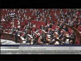 Assemblée nationale - réponse de Laurent Fabius à propos de la Centrafrique (08/01/2014)