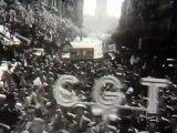 """""""Evita"""", scénario de Pablo Agüero lu par Jeanne Moreau et Denis Lavant, musique originale Müller & Makaroff de Gotan Project"""