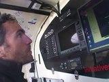 How do the Imoca 60 skippers communicate?