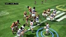Jonah Lomu Rugby Challenge - Gameplay Trailer