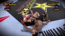 EA MMA. Fedor Emelianenko vs Fabricio Werdum