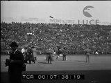A Roma l'incontro di calcio Roma-Juventus