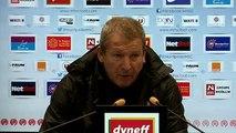 Conférence de presse : Rolland Courbis avant MHSC vs ASMFC (J20)