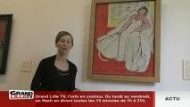La Région des Musées : Musée Matisse - Cateau Cambrésis / Les peintures