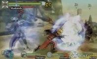 Naruto Shippuden : Ultimate Ninja Heroes 3 - Kakashi : La folie des jutsus