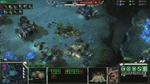 StarCraft II : Wings of Liberty - MLG Anaheim - Stephano vs Polt - Match 3