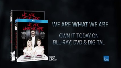We Are What We Are – Promo Spot