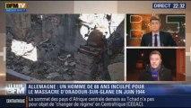 Le Soir BFM: Oradour-sur-Glane: un octogénaire est inculpé en Allemagne - 08/01 1/5