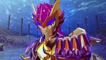 Saint Seiya Brave Soldiers - Trailer #3