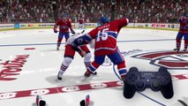 NHL 14 - How to fight in NHL 14 (Enforcer Engine)