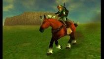 The Legend of Zelda : Ocarina of Time 3D - Générique