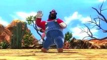 Tekken Tag Tournament 2 - Tekken Ball Trailer