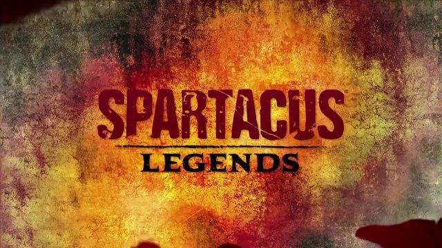 Spartacus Legends - Spartacus - Trailer de lancement