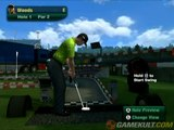 Tiger Woods PGA Tour 11 - Tiger vs Raczilla (mini golf)