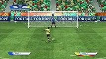 Coupe du monde de la FIFA : Afrique du Sud 2010 - Didacticiel Penalties
