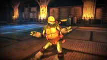 Teenage Mutant Ninja Turtles : Depuis les Ombres - Michelangelo Trailer