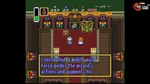 The Legend of Zelda : A Link to the Past - GK Live rétro : Zelda A Link to the Past