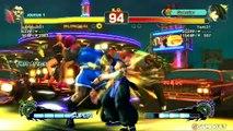 Super Street Fighter IV Arcade Edition - Les persos bonus : Yang a des biens