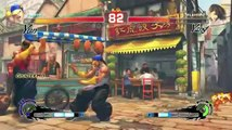 Super Street Fighter IV Arcade Edition - Yun Yang Captivate 2011