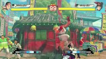 Super Street Fighter IV Arcade Edition - Trailer Captivate 2011