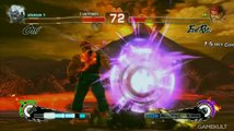 Super Street Fighter IV Arcade Edition - Oni VS Evil Ryu