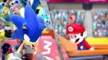 Mario & Sonic aux Jeux Olympiques de Londres 2012 - Trailer E3 2011