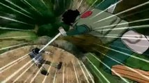 NARUTO Shippuden : Clash of Ninja Revolution 3 European Version - La Team Guy en action