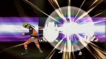 NARUTO Shippuden : Clash of Ninja Revolution 3 European Version - Sasuke en mode énervé
