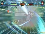 NARUTO Shippuden : Clash of Ninja Revolution 3 European Version - Gaara la tête dans le sable