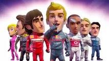 F1 Race Stars - KERS