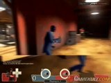 Team Fortress 2 - Le joyeux campeur