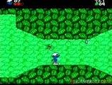 Les Schtroumpfs - Un niveau tout vert