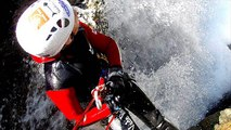 ICE CANYONING - Experience Canyon Pau Pyrénées - Chronique NRJ 1/2