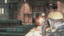 Gears of War : Judgment - Free For All - Street