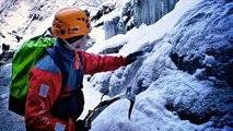 ICE CANYONING - Experience Canyon Pau Pyrénées - Chronique NRJ 2/2
