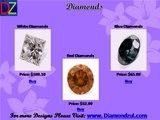Round Brilliant Loose cut Diamonds in West Virginia, Unique Round cut loose white Diamonds in Washington