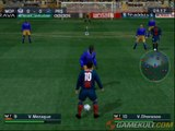 Virtua Pro Football - Un sommet du foot français