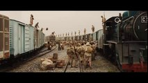 The Railway Man - POWs Are Loaded Onto Trains by the Japanese